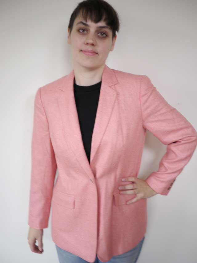 Find pink wool blazer at ShopStyle. Shop the latest collection of pink wool blazer from the most popular stores - all in one place. Skip to Content Paris Double Breasted Contrast Lapel Wool Blazer - Womens - Pink $ $1, Get a Sale Alert Free Delivery.