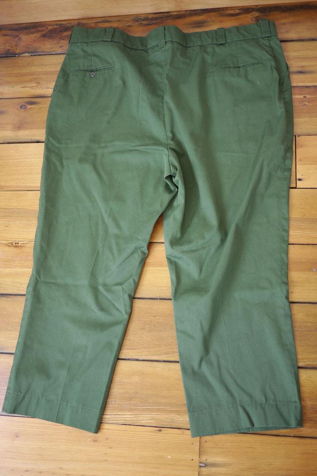 Vintage Official US NATIONAL PARK SERVICE Ranger Green Uniform ...