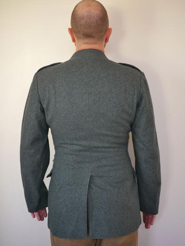 Blue Military Jacket