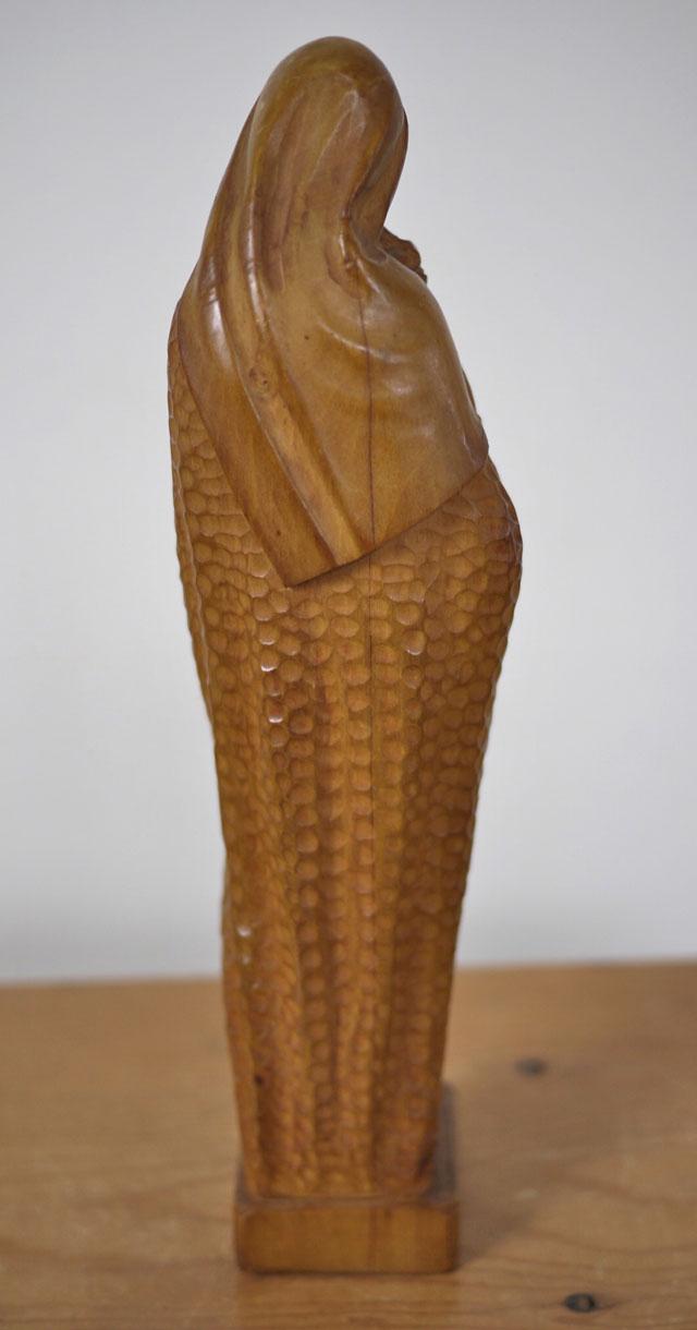 Anri virgin mary statue