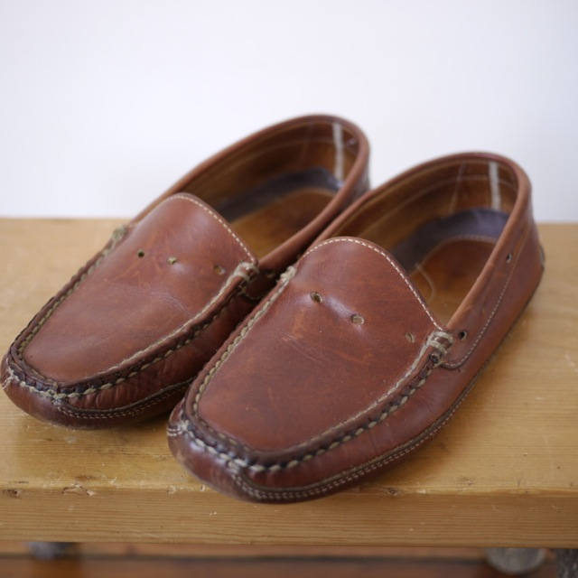 LL BEAN MENS Wicked Good (Slipper) Moccasins Chocolate Brown Size 10 M - $ Men's Wicked Good Moccasins are made of superior sheepskin to keep your feet warmer on chilly mornings. A contoured memory foam footbed for even more arch support and a better fit through the heel. *Pictures of mocassins shown are not exact mocassins you will receive, new ones have never been unwrapped or .