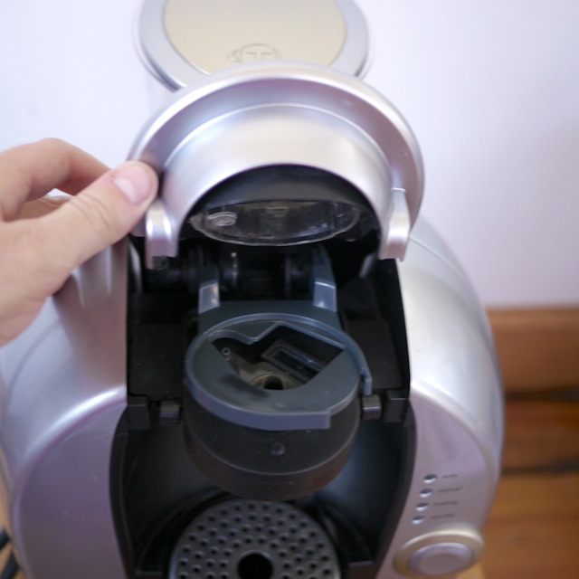Coffee Maker Braun Tassimo : Braun Tassimo 3107 Single Cup Espresso Coffee Maker w Tray Water Tank Filter eBay
