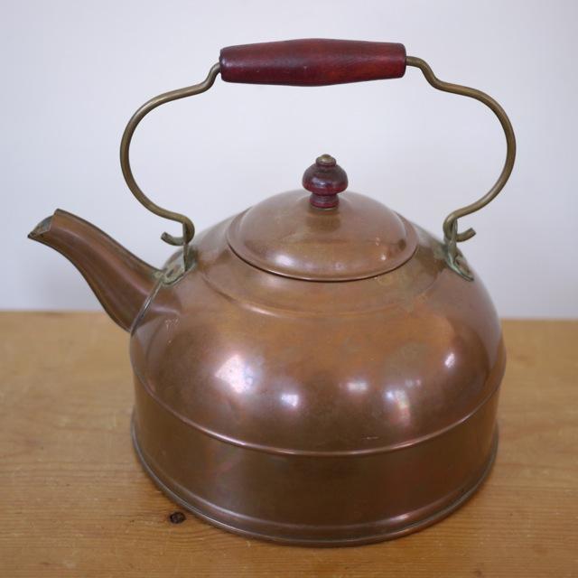 Vintage revere ware tea kettles