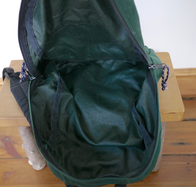 Gym Bag Jansport: JanSport Hunter Green Nylon School Bookbag Daypack
