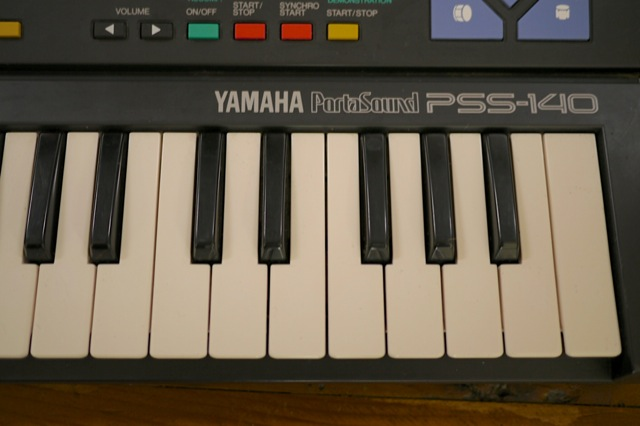 Yamaha Portasound Pss Notes