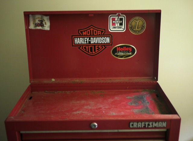 Sears Craftsmen Steel Mechanic Machinist Rolling Cart